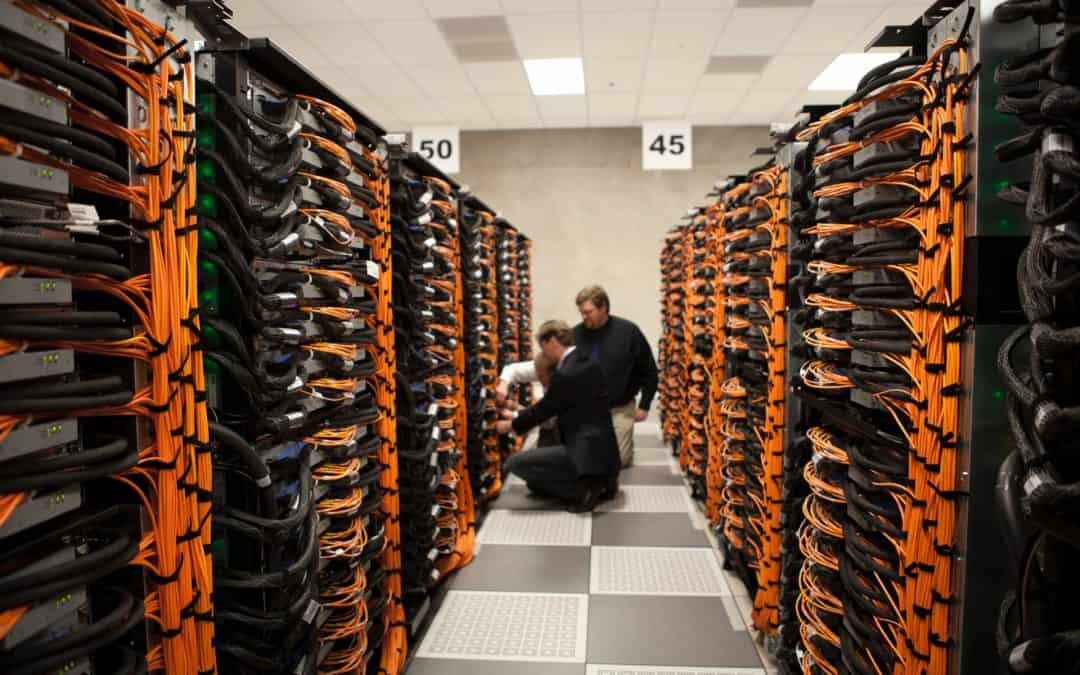 ¿Dónde se encuentra alojado el servidor de tu empresa?
